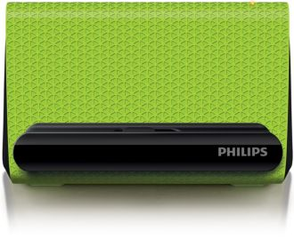Philips  Portable speaker Green SBA1710GRN/00