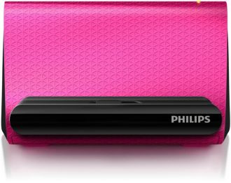 Philips  Portable speaker Pink SBA1710PNK/00