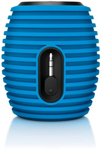 Philips SoundShooter Portable speaker Blue SBA3010BLU/37