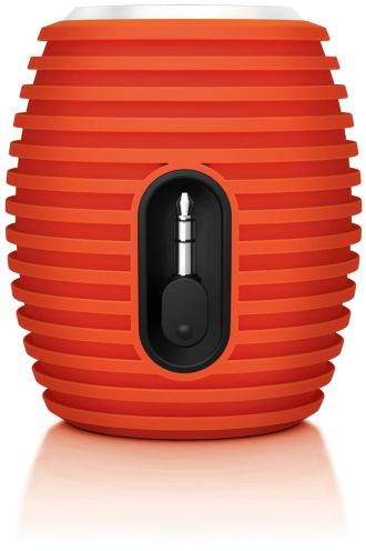 Philips SoundShooter Portable speaker Orange SBA3010ORG/37