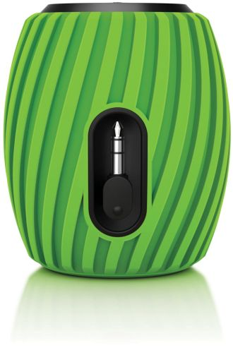 Philips SoundShooter Portable speaker Green SBA3011GRN/37