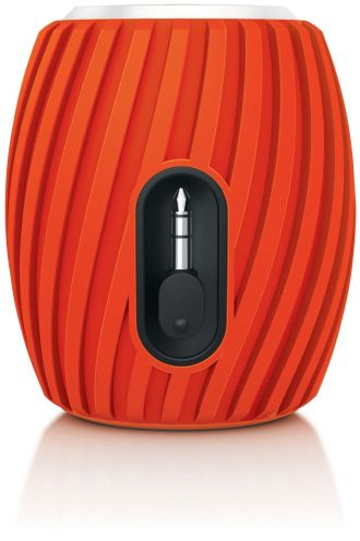 Philips SoundShooter Portable speaker Orange SBA3011ORG/37