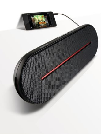 Philips  Portable speaker Universal SBA3020/10