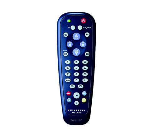 Perfect Replacement T L Commande Universelle Sbcru252 00h Philips