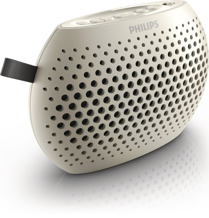Your all-in-one portable speaker