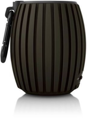Philips SoundShooter wireless portable speaker SBT30 Bluetooth Khaki