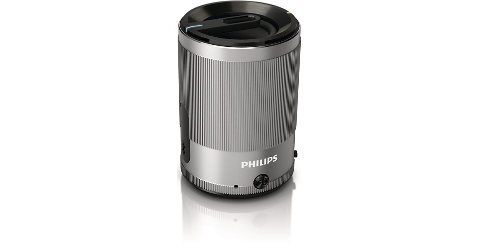 PORTABLE SPEAKER WITH BLUETOOTH(50) (SBT50/00)