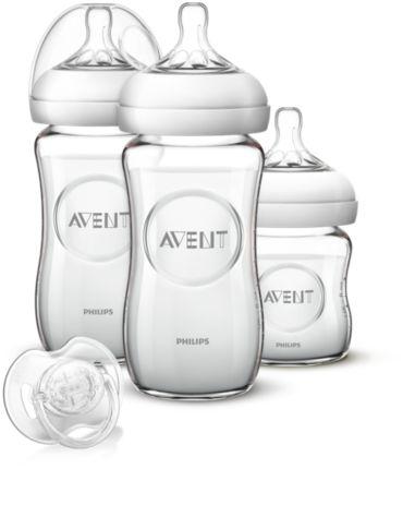Philips Avent Kit nouveau-né en verre