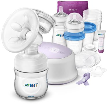 Philips Avent Breastfeeding support set