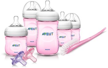 Philips Avent Infant Starter Set