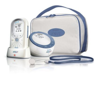 Philips AVENT DECT-babyfoon SCD499/00