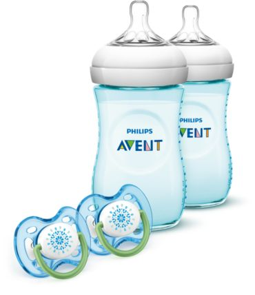 Philips Avent Teal Fashion Gift Set
