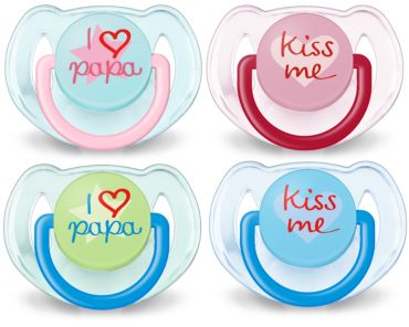 Classic pacifier