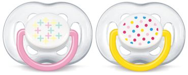 Philips Avent Contemporary Freeflow Pacifier