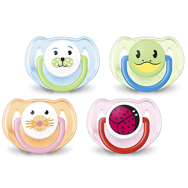 Philips Avent Pacifiers And Soothies