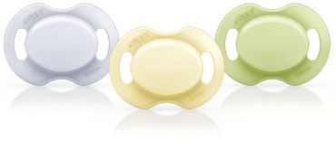 6-18m Advanced orthodontic pacifiers