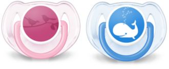 Philips  Fashion Pacifiers 6-18m SCF195