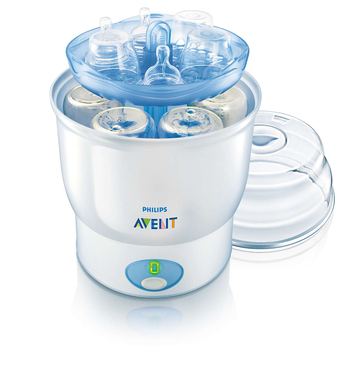 philips avent electric steam sterilizer instructions