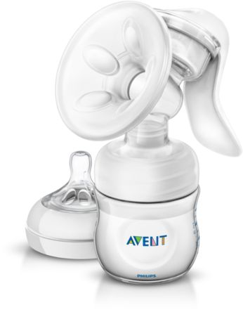 Natural Comfort Manual breast pump