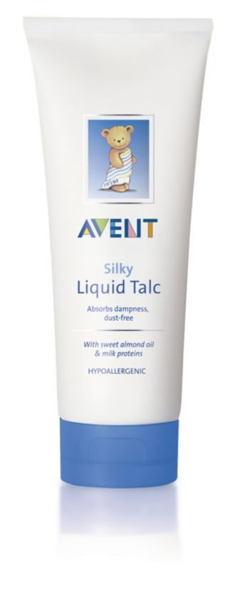 AVENT  Silky Liquid Talc 125ml SCF514/25