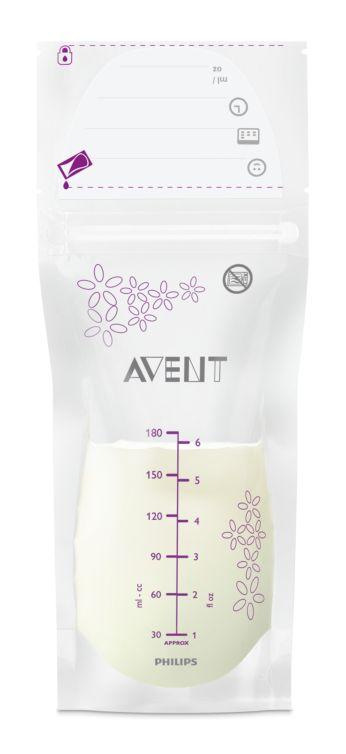 Storage Pre-sterilized Breast milk storage bags