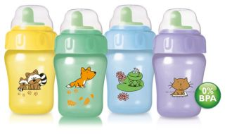 Philips  Vaso decorado AVENT 260ml SCF608/01
