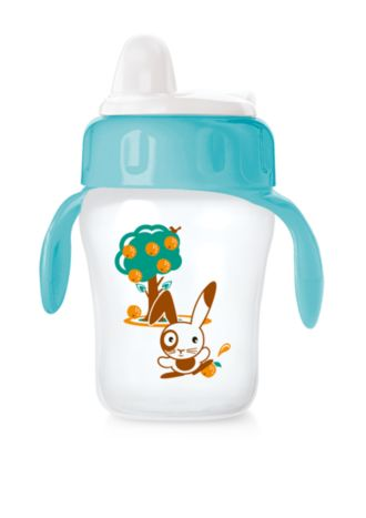 Philips  Vaso con decoración para niños 260ml SCF608/05
