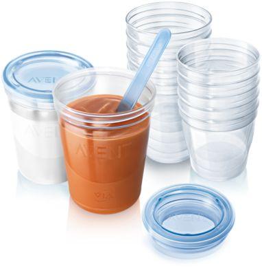Set voor babyvoeding