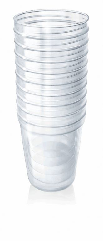 Philips  AVENT Refill Cups 240ml SCF616/10