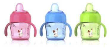 200ml 6m+ Soft Spout Spout Cup