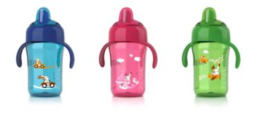 340ml 18m+ Toddler Fast Flow Spout Spout Cup