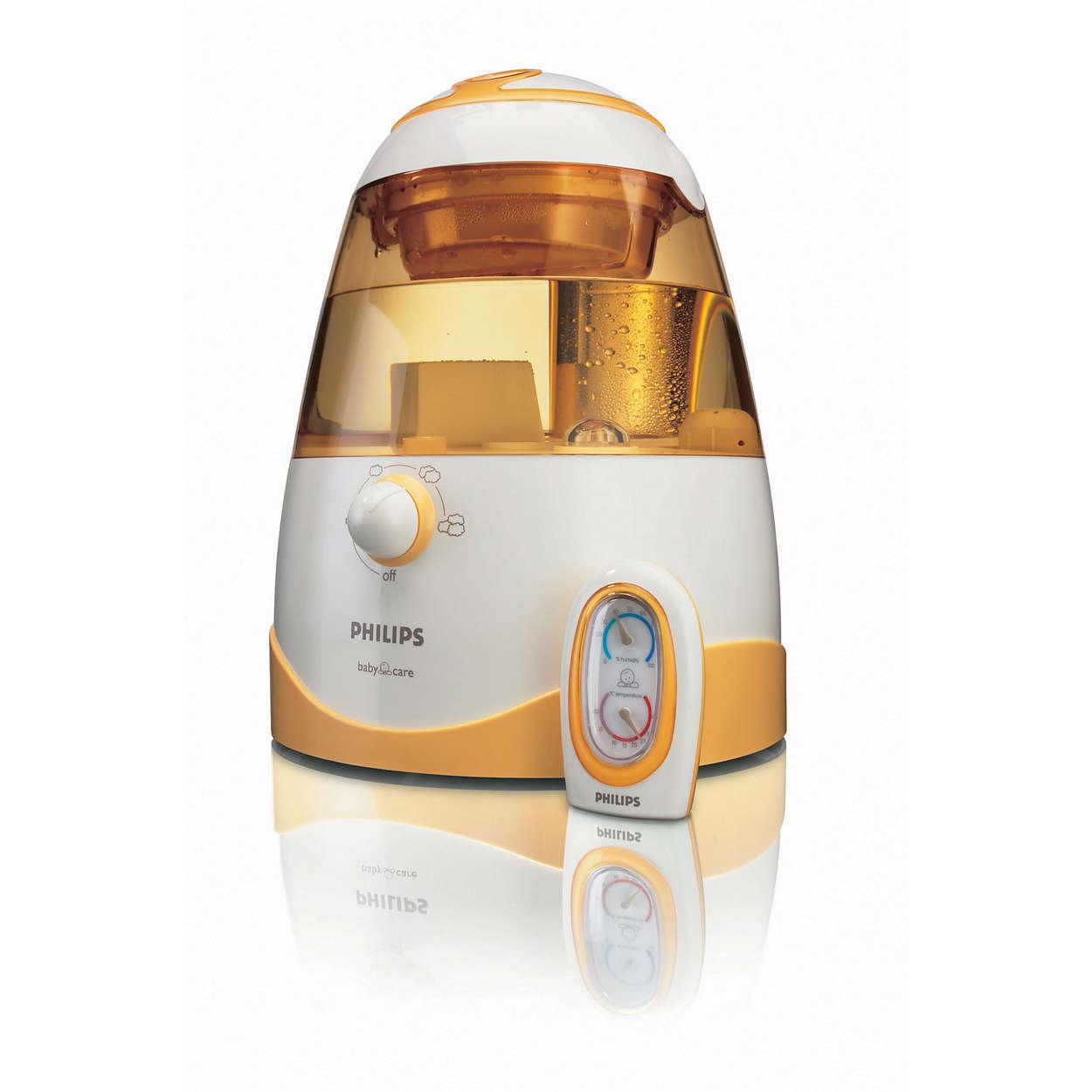 Humidificateur à ultrasons SCH580/00 Philips #BA8311