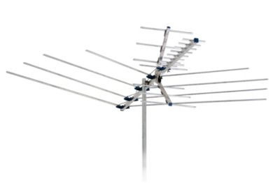 Philips TV antenna SDV4400 HDTV/UHF/VHF/FM Outdoor