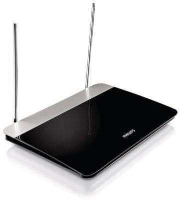 philips philips digital tv antenne sdv6227 zimmerantenne. Black Bedroom Furniture Sets. Home Design Ideas