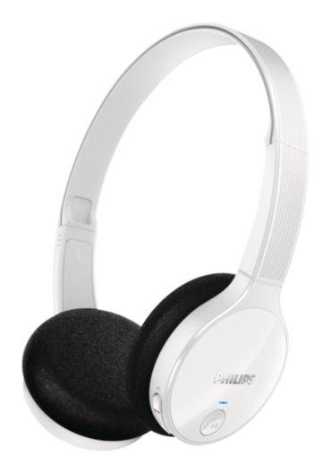 Philips  Bluetooth stereo headset  SHB4000WT/00