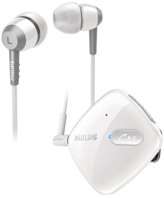 Philips  Bluetooth stereo headset  SHB5000WT/00