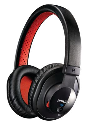 Philips Bluetooth stereo headset SHB7000 Over-ear Black