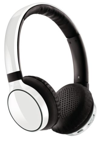 Philips  Casque Bluetooth stéréo  SHB9100WT/00
