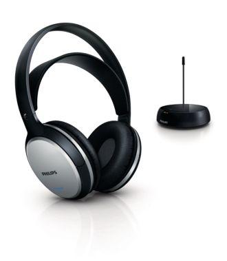 Philips  Bezprzewodowe słuchawki Hi-Fi  SHC5100/10