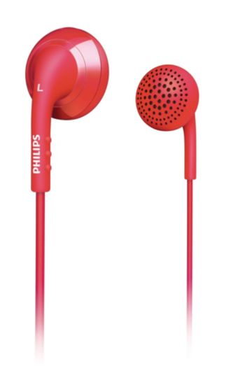 Philips  In-Ear Headphones  SHE2670PK/98