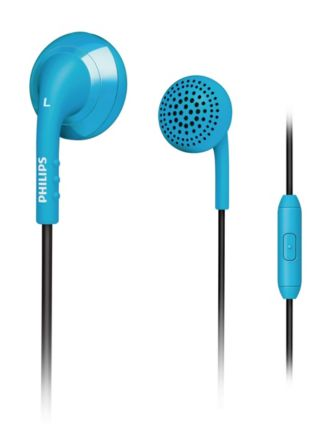 Philips  In-Ear Headset  SHE2675BB/28