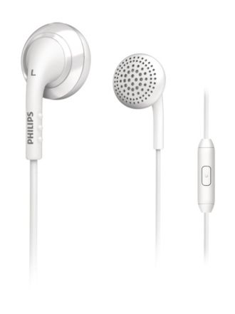 Philips  In-Ear Headset  SHE2675WT/28
