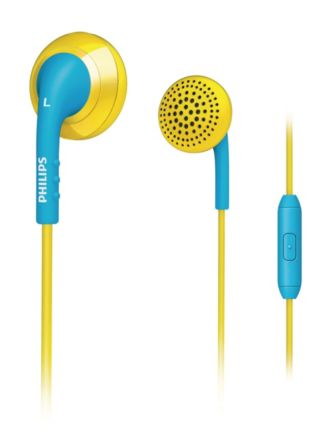 Philips  In-Ear Headset  SHE2675YB/98