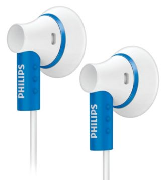 Philips  In-Ear Headphones  SHE3000BL/10