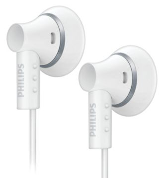 Philips  In-Ear-hörlurar  SHE3000WT/10