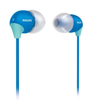 Philips  In-Ear Headphones  SHE3582/28