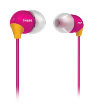 Philips  In-Ear Headphones  SHE3583/28