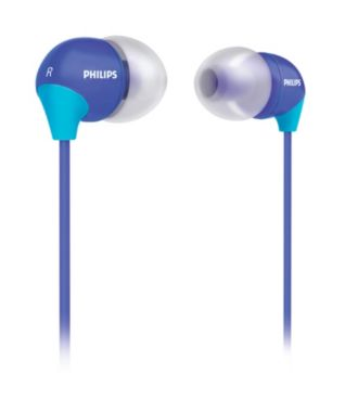 Philips  In-Ear Headphones  SHE3584/28