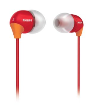 Philips  In-Ear Headphones  SHE3585/28