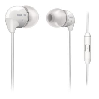 Philips  Auriculares  SHE3595WT/00